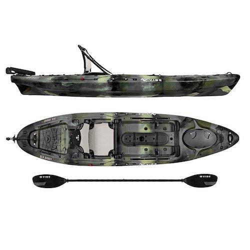 Top 10 Best Fishing Kayaks Under $1000 in 2020 Reviews