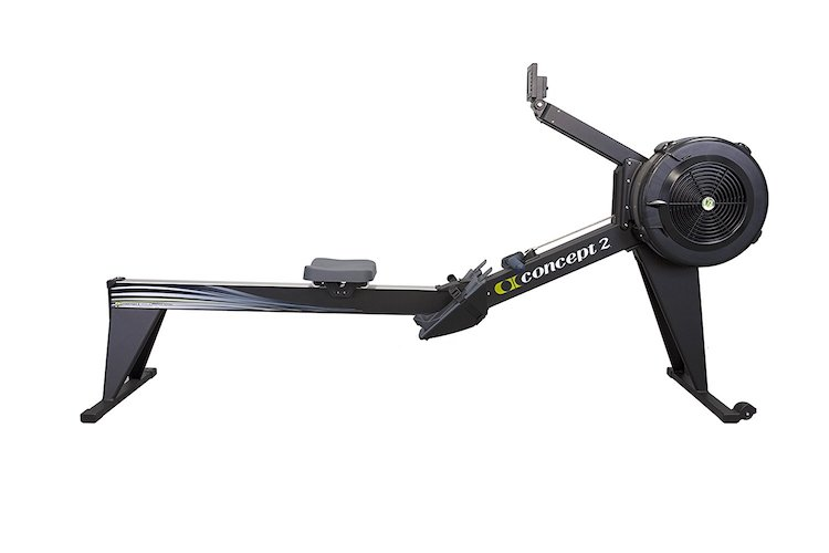 3. Concept2 Model E Indoor Rowing Machine with PM5