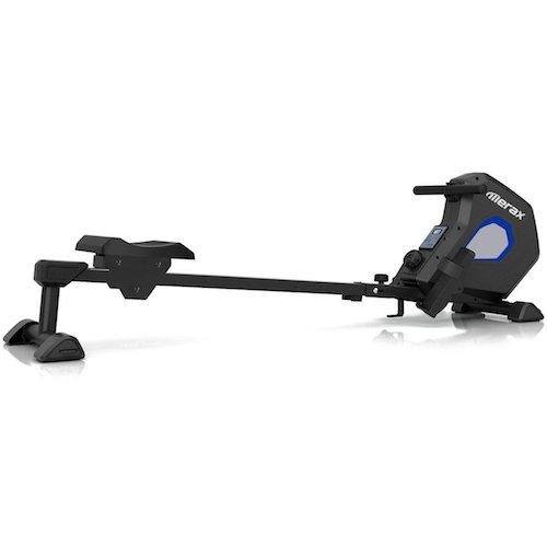 7. Merax Indoor Magnetic Rowing Machine Folding Exercise Rower