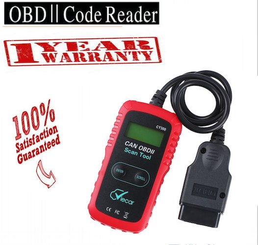 6. OBDII Car Vehicle Fault Code Reader Auto Diagnostic Scan Tool,Xiaoyi Car Scanner Professional Diagnostic ,One Click to Complete Diagnosis!
