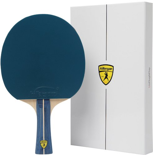 2. Killerspin JET200 Table Tennis Paddle
