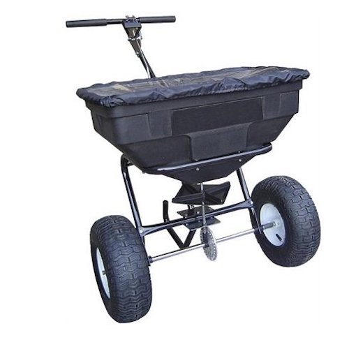 6. Vulcan YTL31515 Broadcast Spreader, 125-Pound
