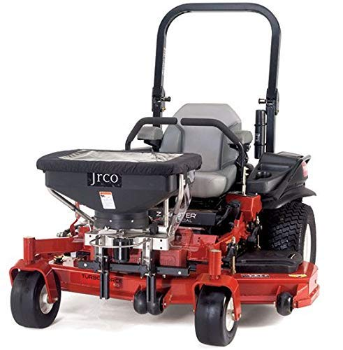 3. JRCO Electric Broadcast Spreader with Foot Control
