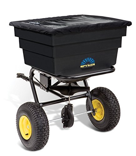 4. Spyker Pro Series Tow-Behind Spreader - 175lb. Capacity, Model# P30-17520