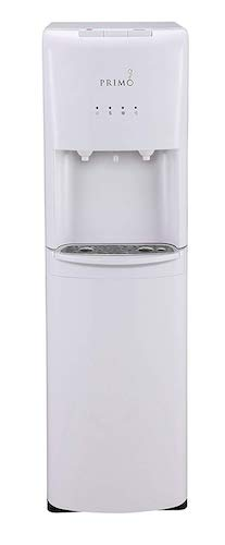 2. Primo White 2 Spout Bottom Load Hot and Cold Water Cooler Dispenser