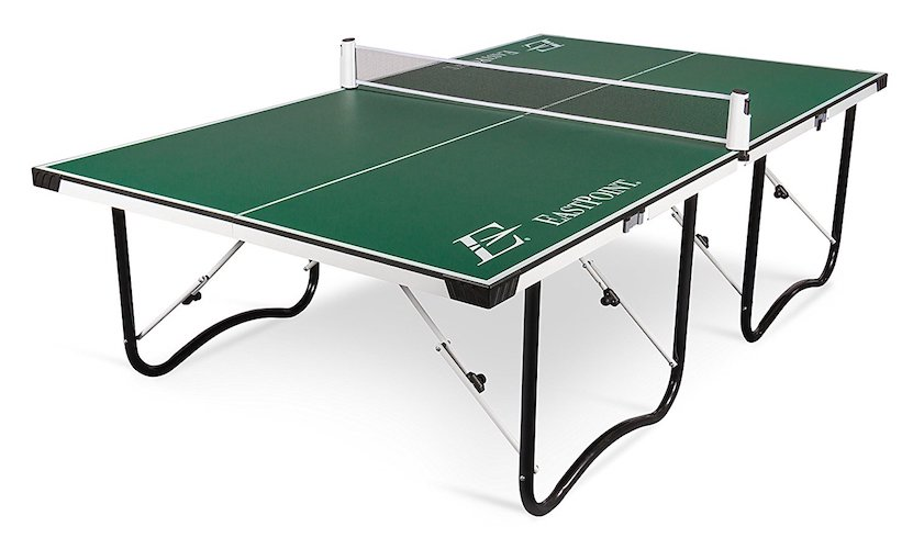2. EastPoint Sports 15mm Fold 'N Store Table Tennis Table