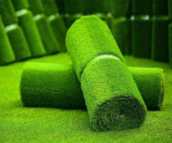 4. MTBRO Artificial Grass, Realistic Artificial Grass Rug, Indoor/Outdoor Artificial Turf for Pets