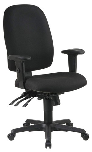 Best Ergonomic Office Chairs with Headrest 10. Office Star Multi Function Ergonomic Chair