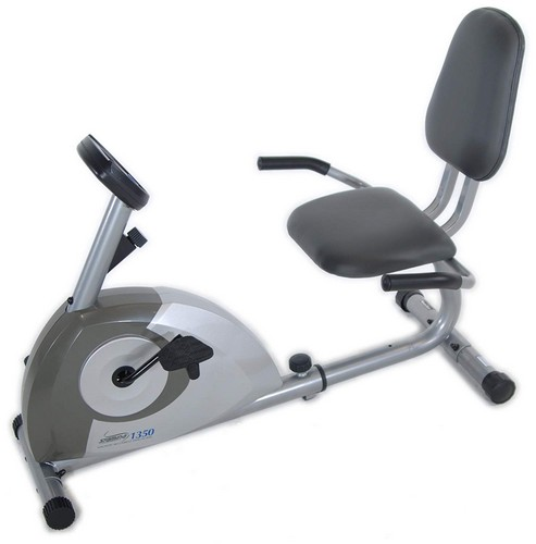 Best Upright Exercise Bikes 9. Stamina 1350 Magnetic Resistance Recumbent Bike