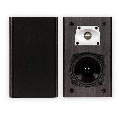 Best Bookshelf Speakers under 100 6. Theater Solutions B1 Bookshelf Speakers