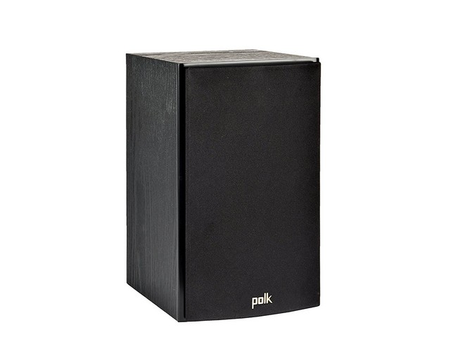 Best Bookshelf Speakers under 100 2. Polk Audio T15 Bookshelf Speakers
