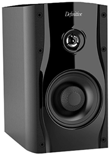 Best Bookshelf Speakers under 100 4. Definitive Technology SM45 Bookshelf Speaker
