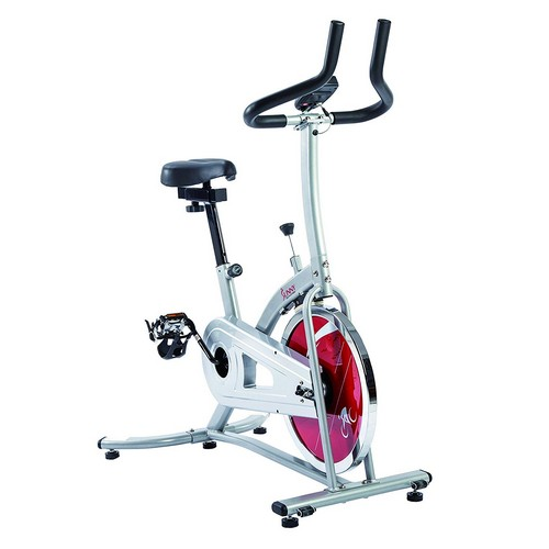 Best Upright Exercise Bikes 3. Sunny Health and Fitness Indoor Cycling Bike