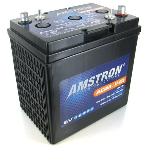 Top 10 Best 6v Golf Cart Batteries in 2019