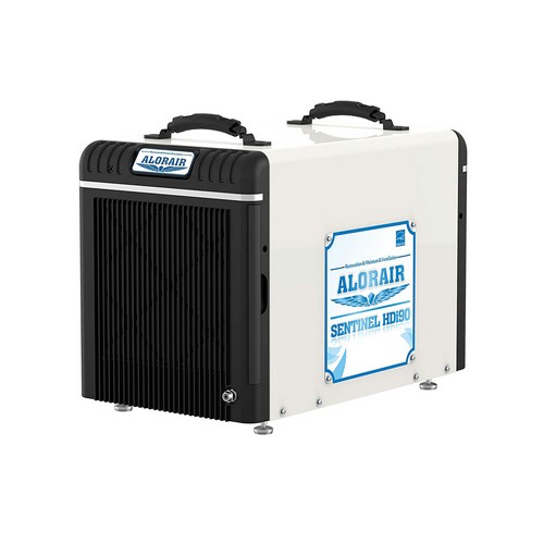 Best Dehumidifiers with Pump 2. AlorAir Basement/Crawlspace Dehumidifier
