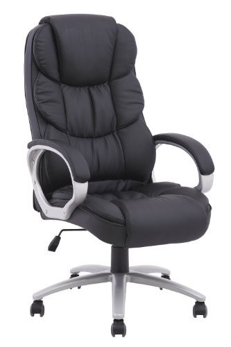 Best Ergonomic Office Chairs with Headrest 6. Officenice Ergonomic PU Leather High Back Office Chair,