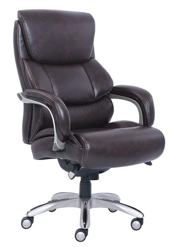 Best Ergonomic Office Chairs with Headrest 8. La Z Boy 45316A Executive Chair