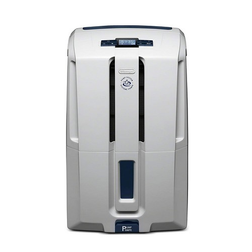 Best Dehumidifiers with Pump 5. DeLonghi Energy Star Dehumidifier