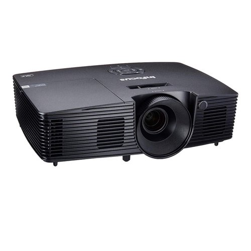 6. InFocus IN112XA Projector, DLP SVGA 3600 Lumens 3D Ready 2HDMI with Speakers