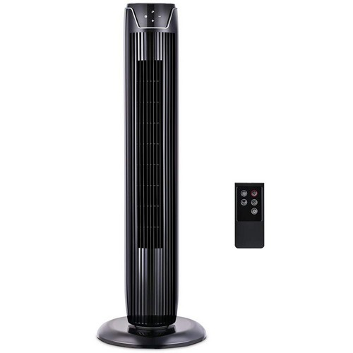 Best Tower Fans For Cooling 2. Pelonis Oscillating Tower Fan with LED Display