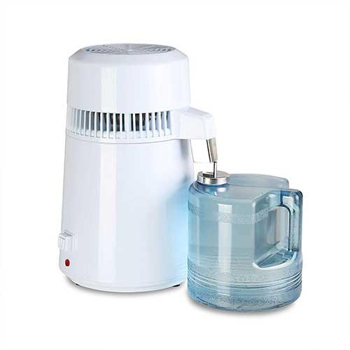 Best Water Distillers 8. CNCShop All Stainless Steel Internal 4L Water Distiller
