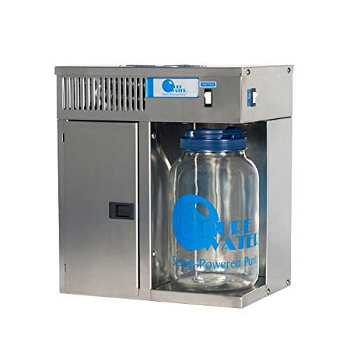 Best Water Distillers 7. Pure Water Mini-Classic CT Counter Top Distiller