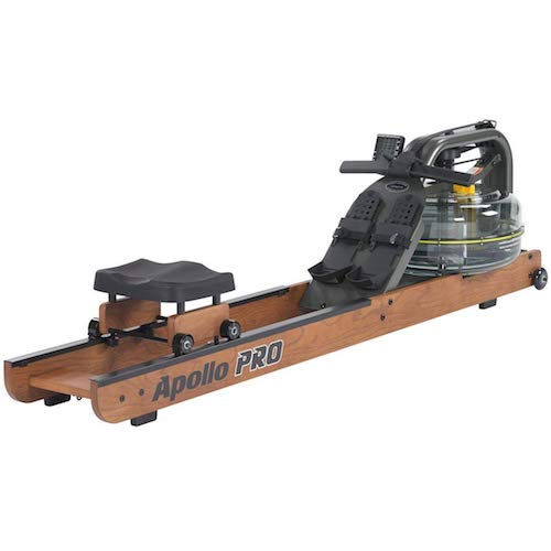 8. First Degree Fitness Apollo Pro II Rowing Machine