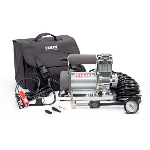 Best Heavy Duty 12v Air Compressors 1. VIAIR 300P Portable Compressor