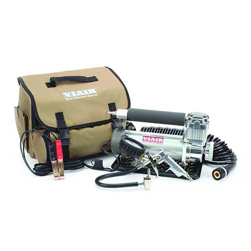 Best Heavy Duty 12v Air Compressors 2. VIAIR 45043 Automatic Function Portable Compressor