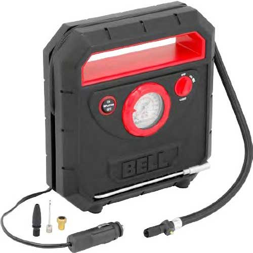 Best Heavy Duty 12v Air Compressors 10. Bell Automotive 22-1-33000-8 BellAire 3000 Emergency Tire Inflator