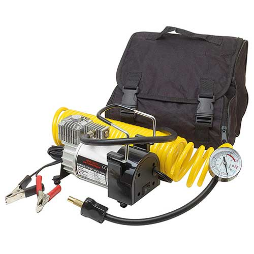 Best Heavy Duty 12v Air Compressors 5. Car+ Original Volcano Portable Dc12v Multi-use Heavy Duty Air Compressor Tire