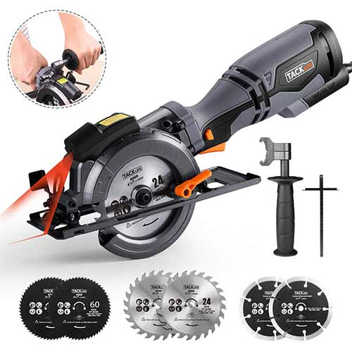 Top 10 Best Compact Circular Saws in 2020 Reviews
