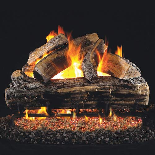 2. Peterson Real Fyre 18-inch Split Oak Gas Logs