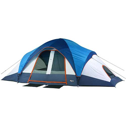 Best 10 Person Instant Tents 9. Mountain Trails Grand Pass 10 Person Tent