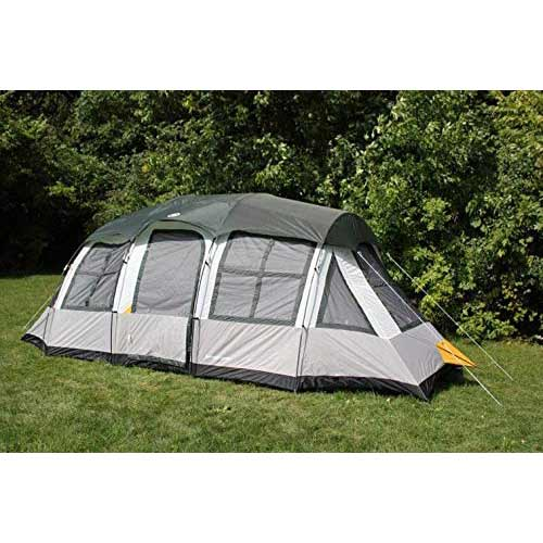 Top 10 Best 10 Person Instant Tents in 2021 Reviews