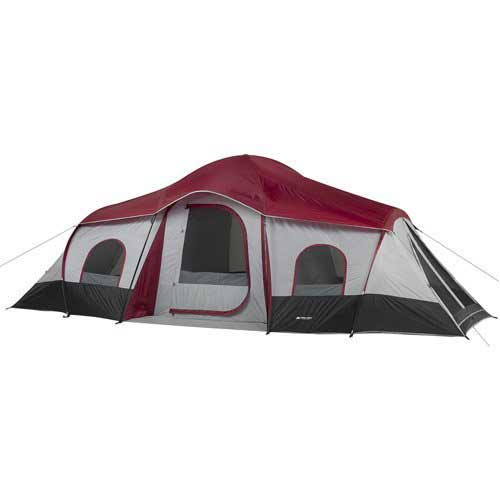 Best 10 Person Instant Tents 5. OZARK Trail Family Cabin Tent