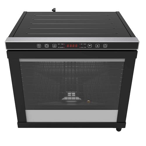 7. CHARD CD-80C Pro Power 80 Liter - 12-Rack Dehydrator