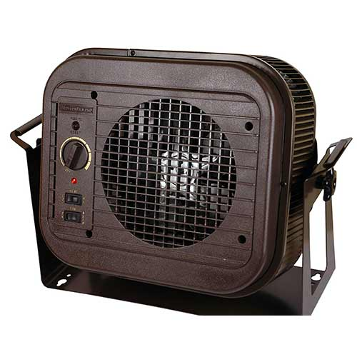 Best Electric Garage Heaters with Wall Thermostat 7. Marley MUH35 Qmark Electric Commercial Unit Heater
