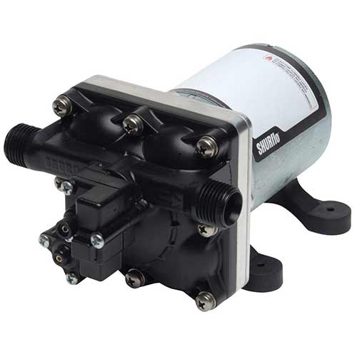 Top 10 Best Water Pump for RV in 2019 Reviews