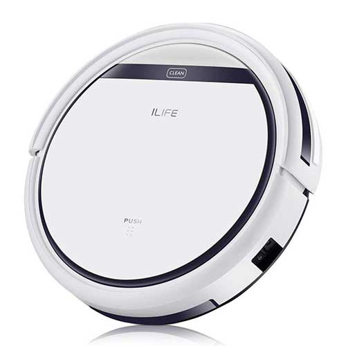Best Roombas for Hardwood Floors 3. ILIFE V3s Pro Robotic Vacuum, Newer Version of V3s