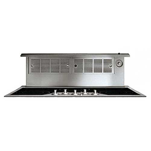 Best Downdraft Range Hoods 8. Electrolux E30DD75ESS Icon Designer Series 30-Inch Downdraft Ventilation System, Stainless Steel