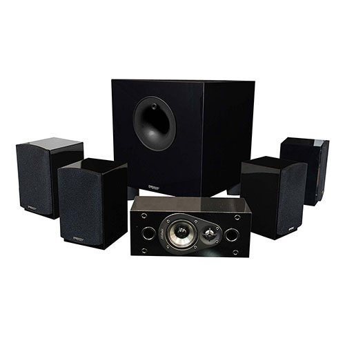 Top 10 Best High End Home Theater Speakers in 2021 Reviews
