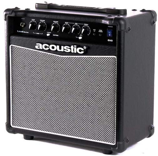 8. Acoustic Lead Guitar Series G10 10W 1x8 Guitar Combo Amp Level 1