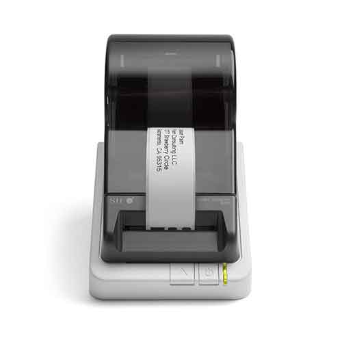 Best Shipping Label Printers 5. Seiko Instruments Smart Label Printer 620, USB, PC/Mac, 2.76 inches/second