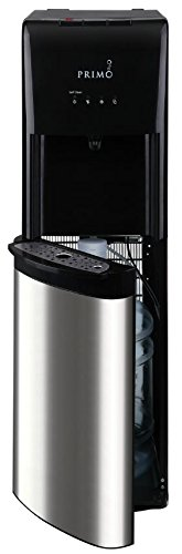 2. Primo Stainless Steel 1 Spout Self-Sanitizing Bottom Load Hot, Cold and Cool Water Cooler Dispenser