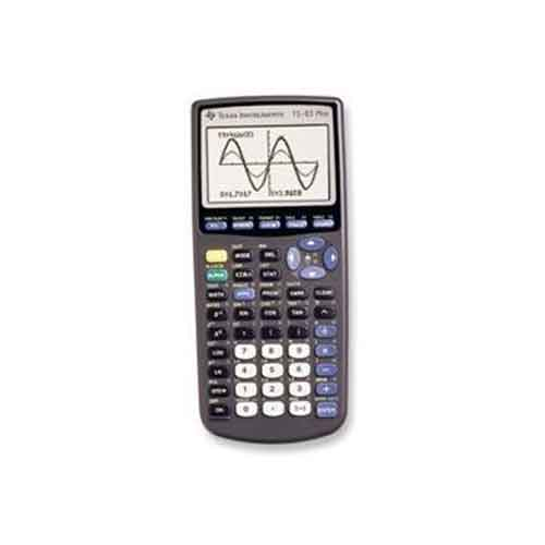 9. TI-83 Plus Graphing Calculator