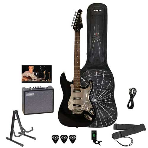 Top 10 Best Beginner Electric Guitars in 2019 Reviews