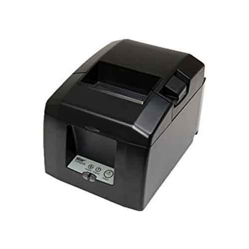 Best Shipping Label Printers 6. Star Micronics 39481270 Model TSP654IIBI2-24 GRY Thermal Printer