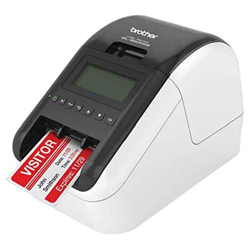 Best Shipping Label Printers 3. Brother QL-820NWB Professional, Ultra Flexible Label Printer with Multiple Connectivity options