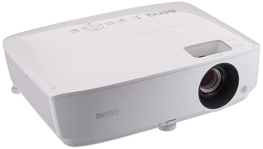 8. BenQ MH530FHD 1080p 3300 Lumens DLP Home Theater Video Projector - Home Entertainment Series